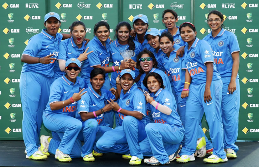 Indian Female Cricket Team